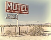 Route 66 Neon Sign Retro Motel Sign Retro Wall Art Mid Century Modern Wall Art Country Decor Rustic Vintage Sign Art Wall Art Motel Wall Art