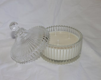 Scented hand made Soy Candle 3 wick
