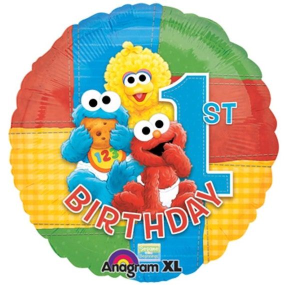 elmo coloring pages birthday balloon - photo#28
