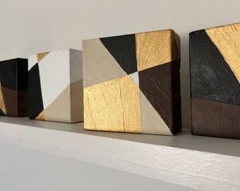 Modern Cubes