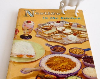 Nestle in the Kitchen cook book