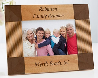 Create Your Own Personalized Frame- 4 x 6