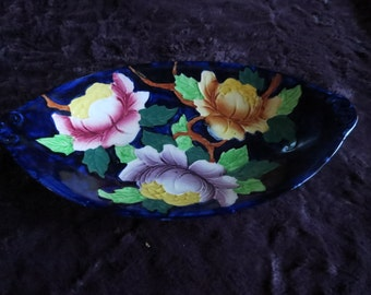 pretty vintage candy dish