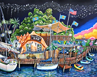Schooner Wharf Bar (of the Conch Republic)