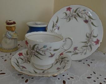 Beautiful Paragon Tea cup Trio