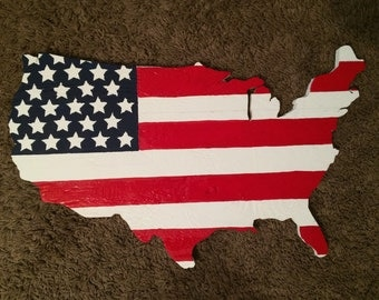 State or Country Wall Hanging