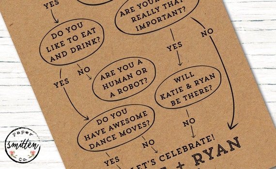 Fun PRINTABLE Save the Date // Funny Save the by ...