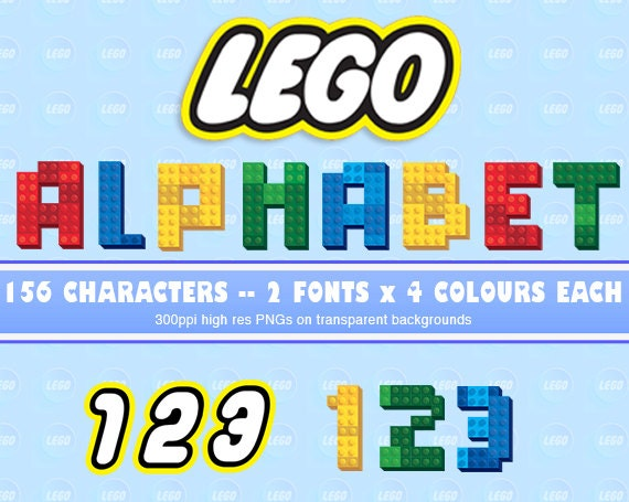 Invaluable image with regard to lego font printable