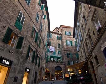 Siena Shops, Siena Italy, Siena Print, Italy Photo, Italy Photography, Europe Photography, Travel Photography, Travel, Wall Art, Art