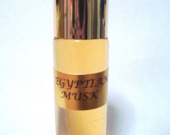 Egyptian Musk Body Oil (thick) 1/3 oz roll on