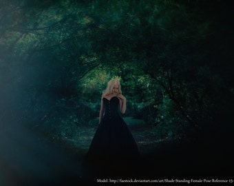 The Path ~ Raw Digital Background