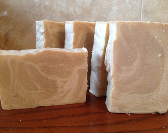 Mandarin Coconut Cold Process Soap