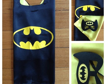 Batman Cape & Mask Set