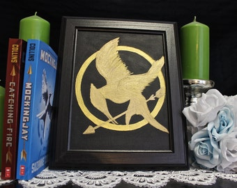 The Mockingjay-- (NO LONGER AVAILABLE)