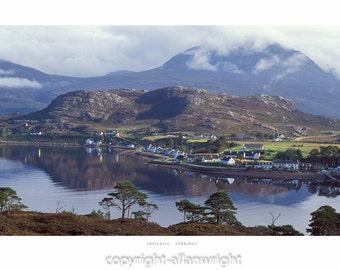 Sheildaig, Torridon, Scottish Highlands