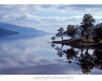 Loch Rannoch, Highland Perthshire