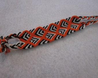 Neon Zebra Print Bracelet