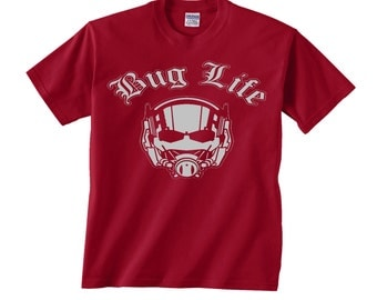 Bug life t shirt kids childrens