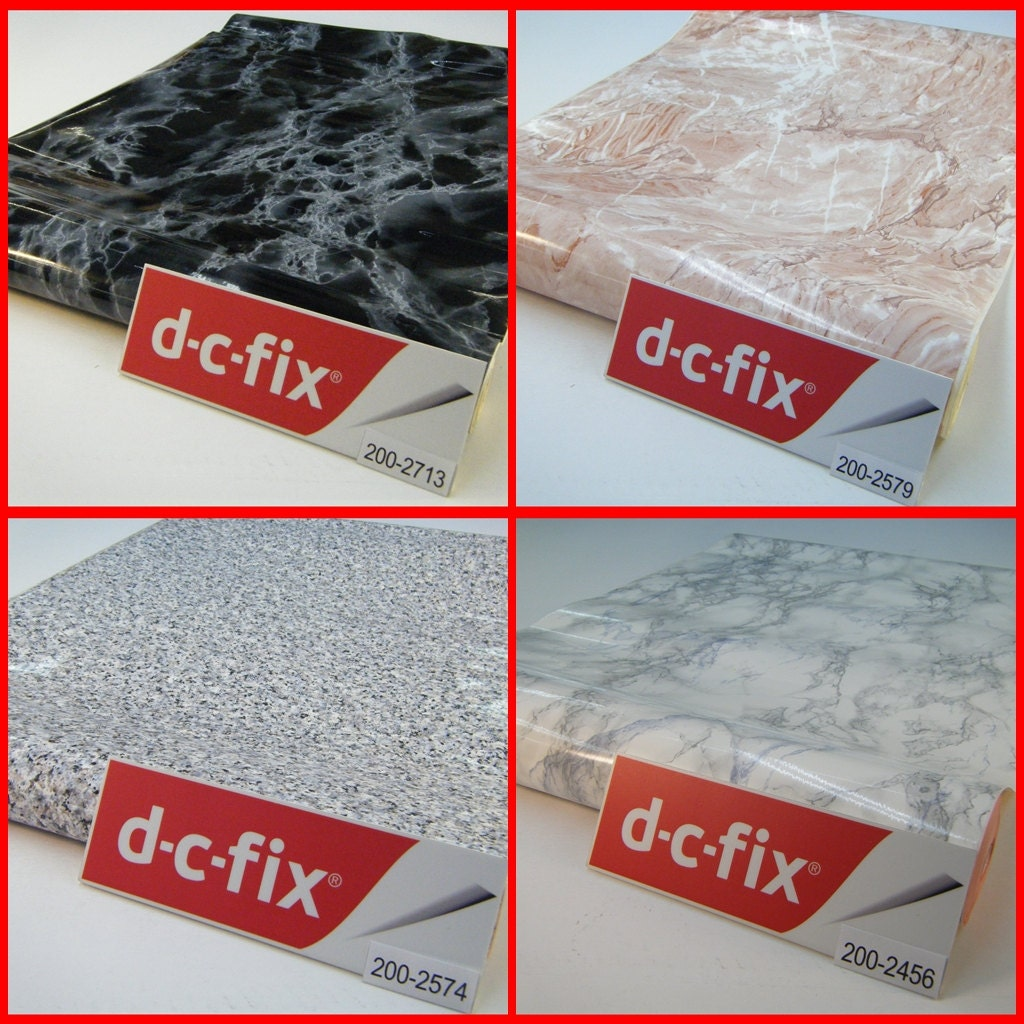 contact paper dc fix marble pattern sticky back plastic self