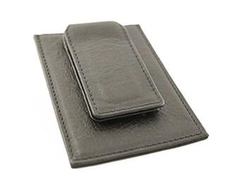 Capella Slim Money Clip Wallet