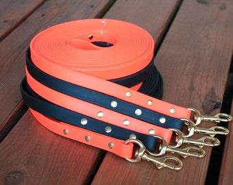 Schutzhund IPO Biothane® 30 FOOT Tracking | Trailing Dog Police K9 Lead