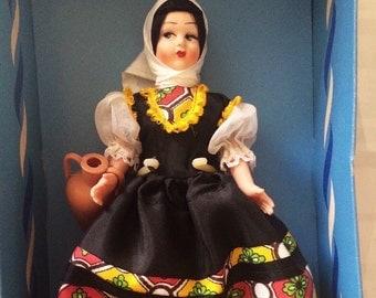 Vintage EROS Israele doll made in Italy