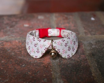 THE BAISC STYLE of  Pet collar for cat, tiny dog, small dog