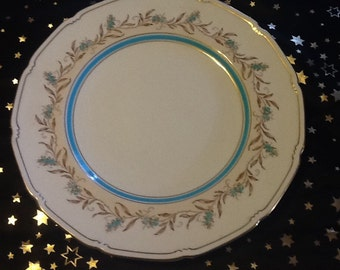 Vintage Royal Doulton Prelude 2222 dinner plate