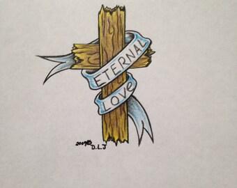 Cross of Eternal Love