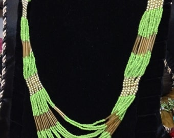 Authentic African Beaded Necklaces