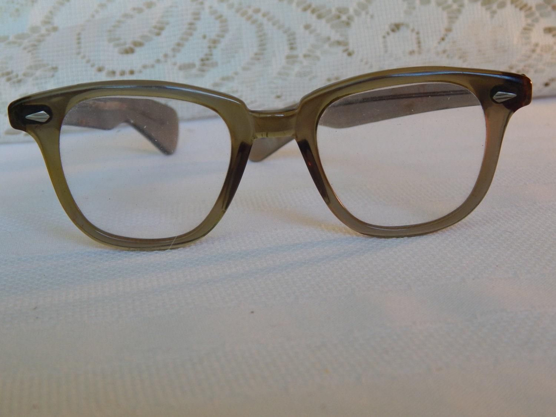 vintage plastic 60s eyeglasses by flobamafinds on etsy
