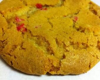 Jumbo Cherry Cheesecake Cookie