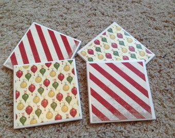 Christmas themed Coasters