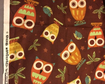 Amy Schimler owl brown