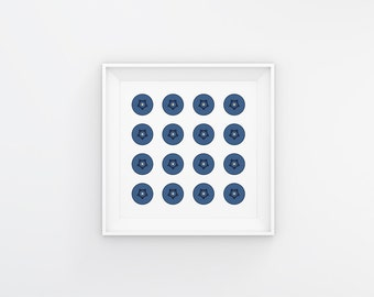 Shop Blueberry Kitchen Decor In Drawing Illustration