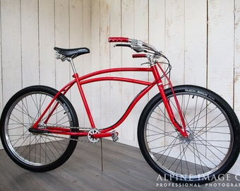 Vintage 1930s bicycle