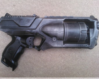 Nerf Gun custom, 40k, cosplay, larp