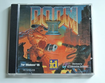 Doom II for Pc (Windows 95)