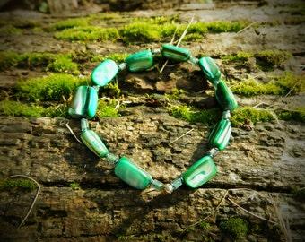 Ocean floor Bracelet