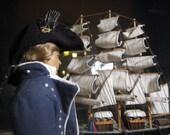 Custom Napoleonic wars royal navy lieutenant Custom Figure