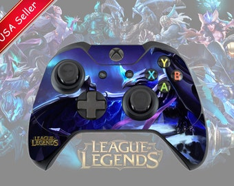 how to play league of legends with a ps4 controller