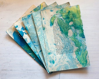 Starry Night Scrapbook Papers