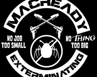 John Carpenter The Thing MacReady Exterminating