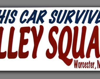 Kelley Square Bumper Sticker