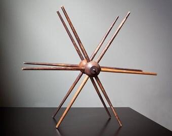 Wood Yarn Spindles