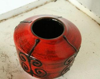 west german pottery by ilkra keramik 1025/8
