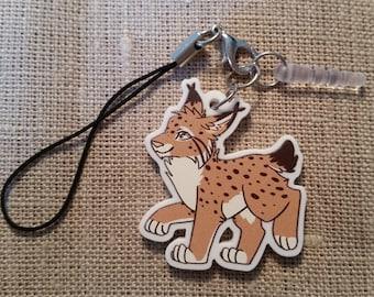 Lynx charm
