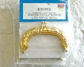 """Destash. 3.5"""" gold color purse frame"""