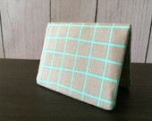 Card Wallet - Mint Check