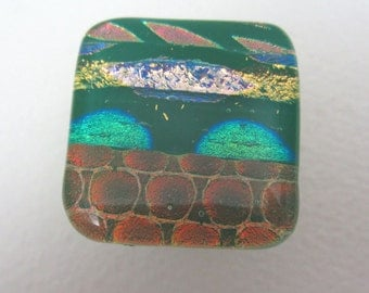 fused dichroic glass cabinet knob drawer pulls jade green copper silver dichroic glass cabinet hardware unique glass drawer pull